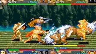 Dungeons & Dragons: Shadow over Mystara arcade 4 player Netplay 60fps