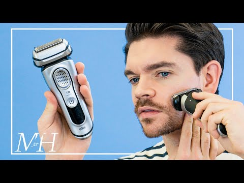 How To Shave With An Electric Shaver | 4 Essential Steps