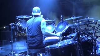 Slayer - Lombardo Drum Cam Angel of Death HD (720p)