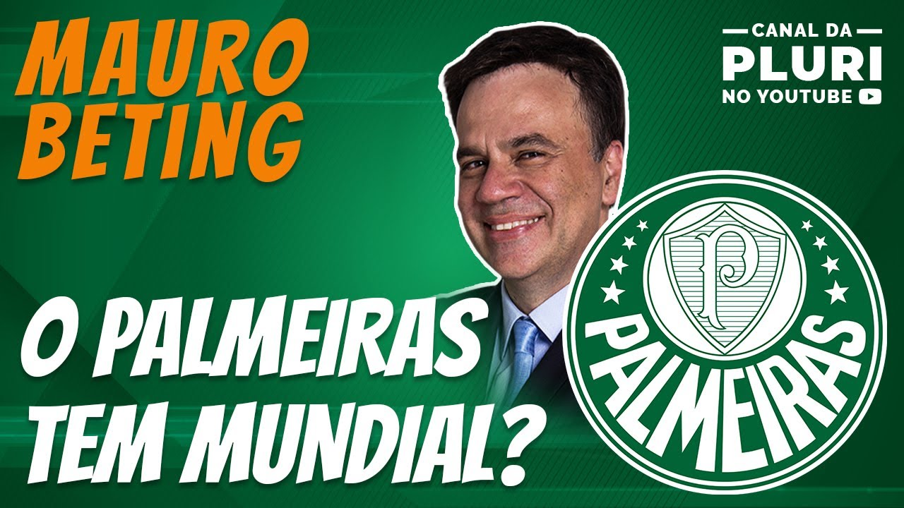 Cronica mauro betting palmeiras football betting odds bet fred
