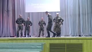Макарена в армии