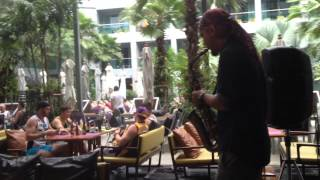 Thom Saxophone Bkk with DJ Ekanan & DJ Tank in Phuket