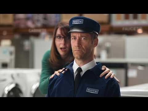 Maytag Man Commercial | Laundry | Shopping