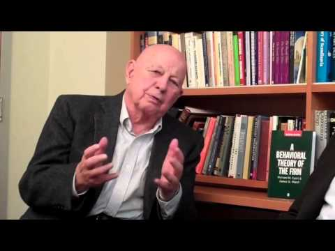 Interview with James G March on the 50th Anniversary of