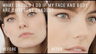 ASK A PRO ARTIST: How to Match Your Face Shade to Your Body With Bronzer by Bobbi Brown