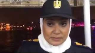 الشرطة النسائية على المراكب النيلة لضبط المتحرشين