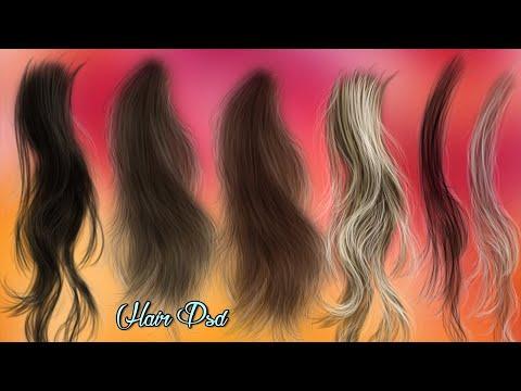 Hair Psd For Edit Photos