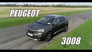 Peugeot 3008 review   The best of the crossovers?