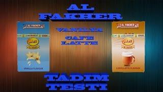 Gambar cover AL FAKHER VANİLYA & CAFFE LATTE TADIM TESTİ - MİKEMMEL ^_^