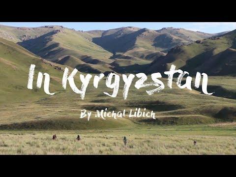 In Kyrgyzstan - Backpacking around AlaKol Lake, SongKul Lake, Pik Uchitel