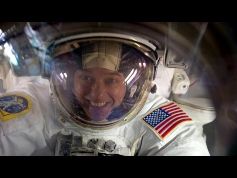 Astronaut Ron Garan Discusses Life in Space