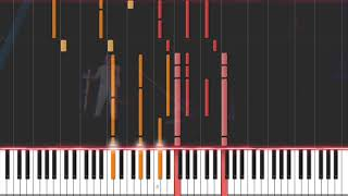 Queen - Is this the World We Created? [Synthesia] (Piano tutorial + MIDI)