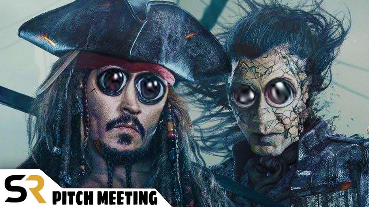 Pirates of the Caribbean: Dead Men Tell No Tales Pitch Meeting