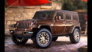 Jeep Wrangler Sundancer Concept 2014 Videos