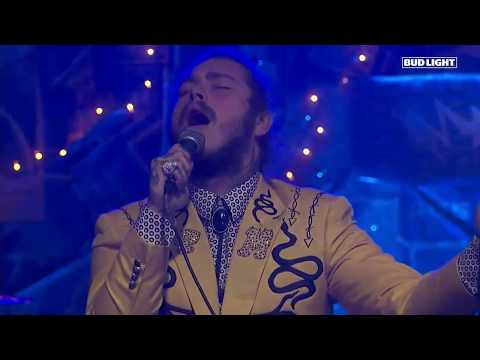 Post Malone live at Bud Light Dive Bar Tour (FULL SHOW)