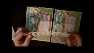 Lattice Card Using The Chevron Punch With Deb Valder