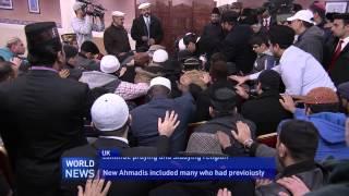 Converts to Ahmadiyya Islam