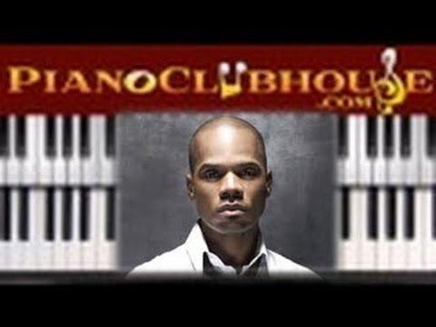 How To Play Imagine Me Kirk Franklin Gospel Piano Tutorial