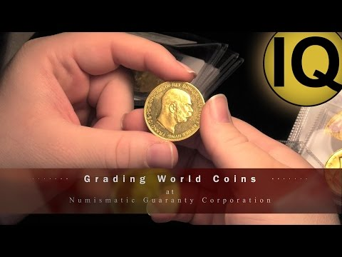 CoinWeek IQ: Grading World Coins at NGC - 4K Video