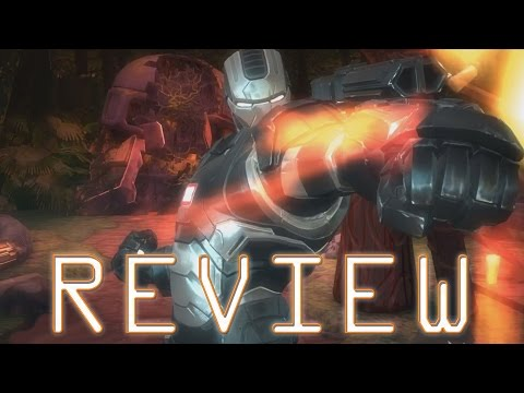 MARVEL: Contest of Champions (iOS/Android) WAR MACHINE REVIEW