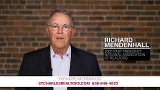 Richard Mendenhall   Guest Speaker   St. Charles REALTORS