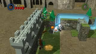 LEGO Harry Potter Years 1-4 - Gringotts Vault - Bonus Level #6 - Gold Brick #196