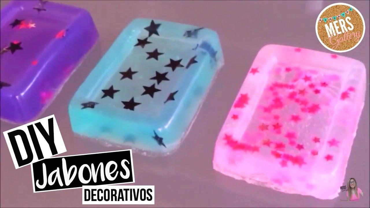 Diy jabones decorativos i mers gallery youtube - Como hacer esencias para jabones ...