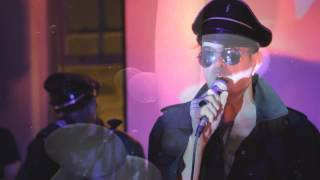 Hirsute Pursuit - Boys Keep Swinging (Featuring Boyd Rice) - Live 09-07-2012