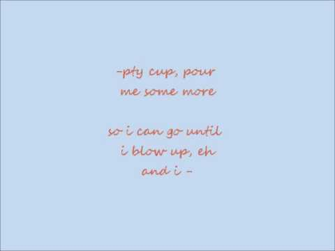 Taio Cruz Ft. Flo Rida - Hangover [Lyrics]