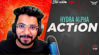 🔴H¥DRA | Alpha! - Mini14 IN ACTION! 😎 H¥DRA ELITES DAY 3! 🤩 || PUBG MOBILE! 🤯