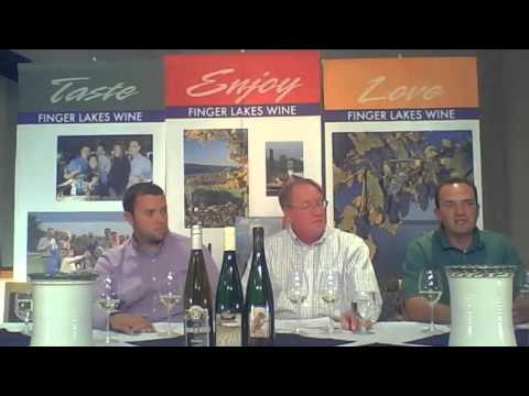 Finger Lakes 2012 VIntage Riesling Launch Virtual Tasting Sept. 5, 2013