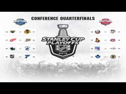 2013 NHL Stanley Cup Playoffs Prediction (Conference Quarterfinals)