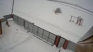 Видео крушения Ан 148 с камеры наблюдения