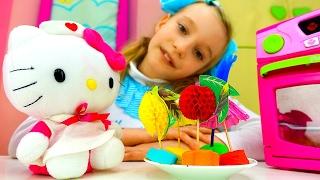 Видео с пони - Игры для девочек - Мастер класс для детей