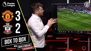 Manchester United | Pereira, Lukaku & Dalot make the difference v Southampton | Statman Dave