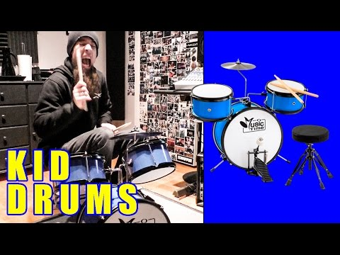 Ultimate Kid Drum Review!