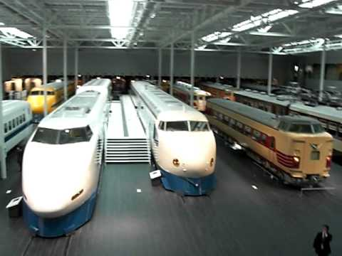 SCMAGLEV and Railway Park Main Hall