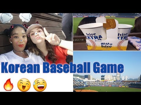 Korean Baseball: Korean Baseball Games are so lit😂😰😝🔥🔥