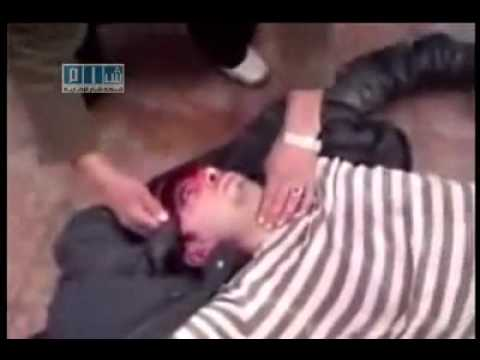 شام - درعا 18 - مجزرة بعد التشييع يوم 24-3-2011