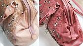 Ремонт сумок. Реставрация, химчистка, покраска сумки .