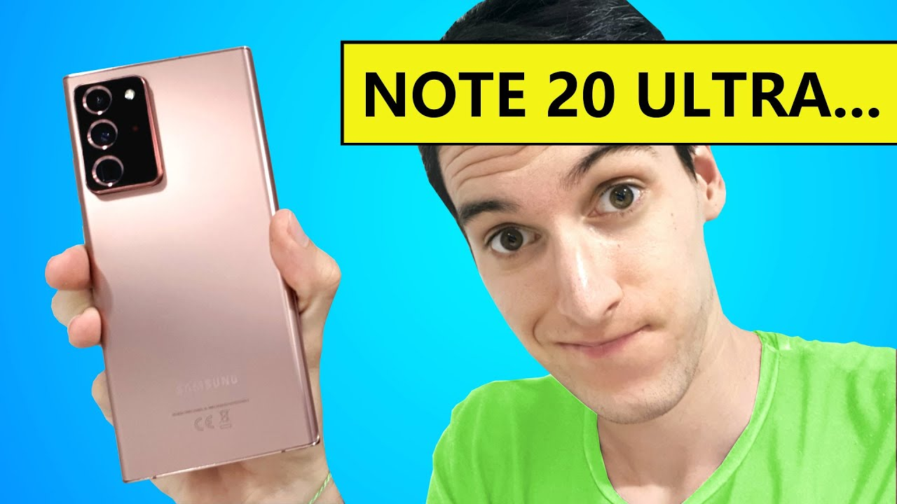 PSamsung Galaxy Note 20 ULTRA, en español - Pre Review y VS S20 Ultra