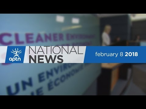 APTN National News February 8, 2018 – Police Examination, Selling Traditional Medicines