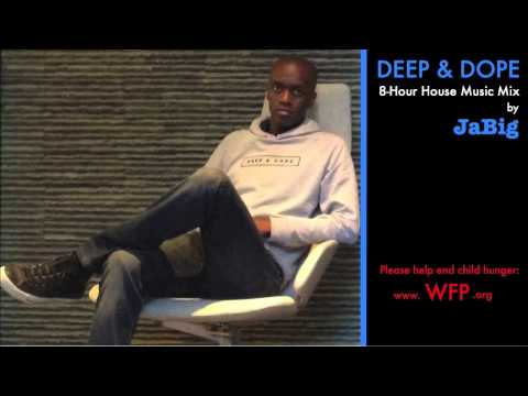 8 Hour Deep House Lounge Music DJ Mix by JaBig [Restaurant, Bar, Store, Work, Office Playlist]