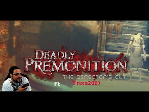 (Ep-9) Lets Play #Deadly Premonition The Director's Cut Ft #Trixz2007