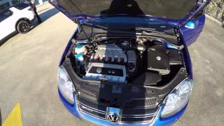 2008 vw r32 for sale apr exhaust  and walk around