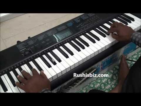 Mere Naina Sawan Bhadon - Piano Instrumental - Mehbooba   DOWNLOAD NOTES FROM DESCRIPTION