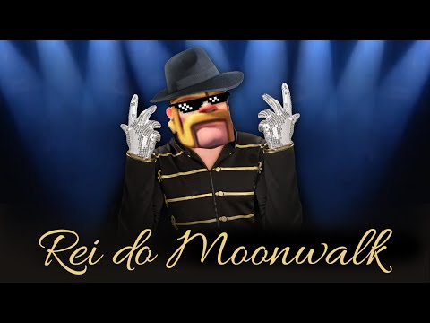 Rei do Moonwalk - Clash of Clans | Billie Jean - Michael Jackson - Cover by DidiGPX