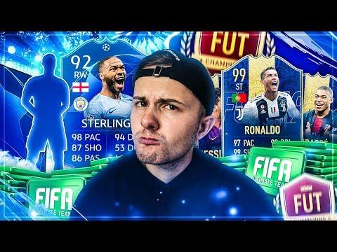 FIFA 19: WL, paar Packs und Karrieremodus auf EHRE 😱🔥