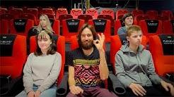 Värähtelevät FLEXOUND istuimet elokuvateatteri Kinossa