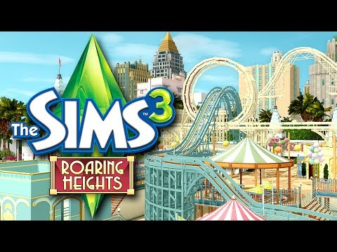 LGR - The Sims 3 Roaring Heights Review